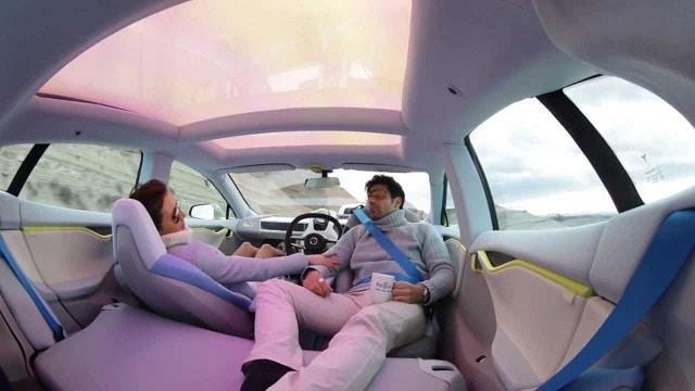 Alleen Los Angeles neemt autonome auto's serieus