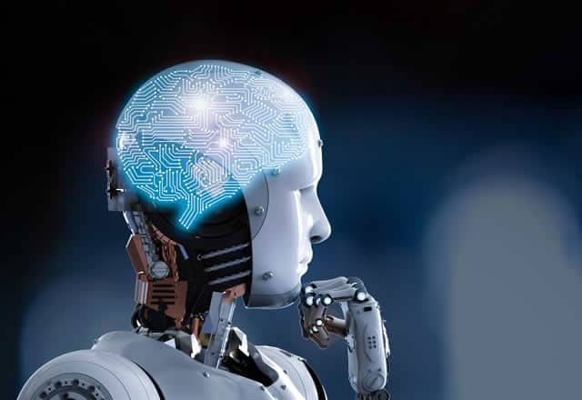 Exponentiele technologie. kunstmatige intelligentie