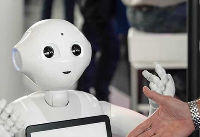 Exponentiele technologie, Robotica